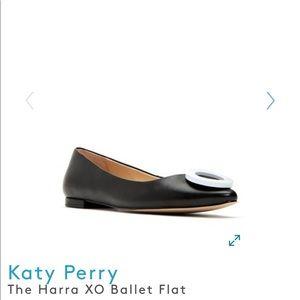 Katy Perry xo ballet flats sz 9